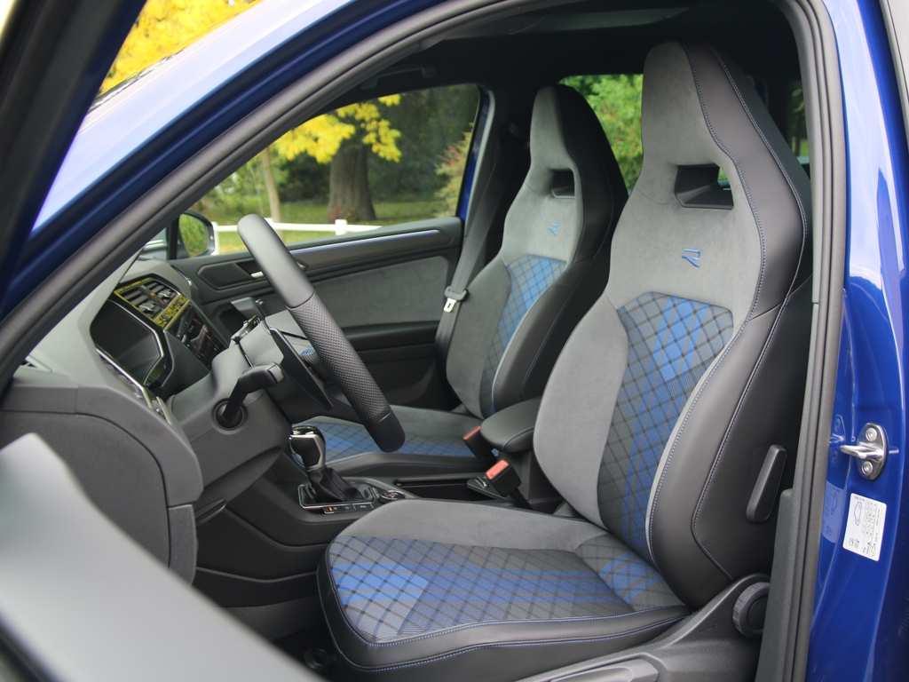 Volkswagen R Sportsitze für Tiguan, Integralsitze